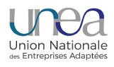 Logo of UNEA, french federation